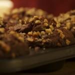 Chokolademuffins med amaretto